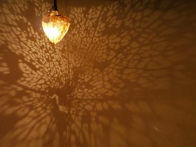 照明インスタレーション